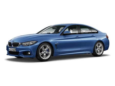 BMW 4 Series Gran Coupe 420i M Sport Auto (Professional Media) *Incl. Sun Protection Glass*