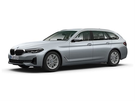 BMW 5 Series Touring 520d MHT SE Auto