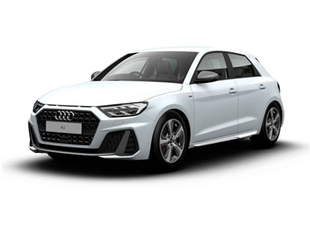 Audi A1 Sportback 40 TFSI S Line Competition S Tronic