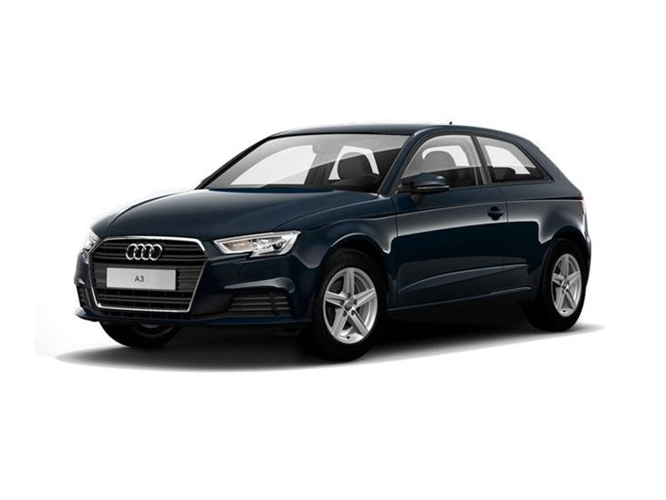 audi a3 hatchback 1 4 tfsi se car leasing nationwide vehicle contracts. Black Bedroom Furniture Sets. Home Design Ideas