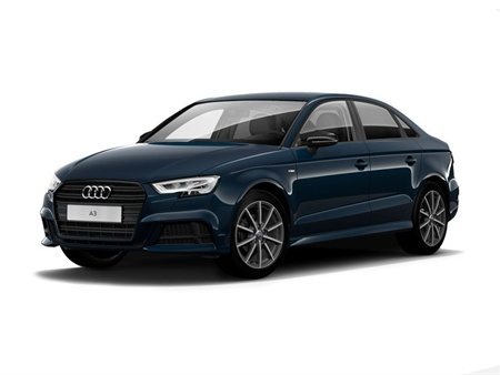 Audi A3 Saloon 30 TFSI Black Edition