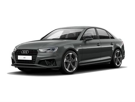 Audi A4 Saloon 35 TFSI Black Edition S Tronic