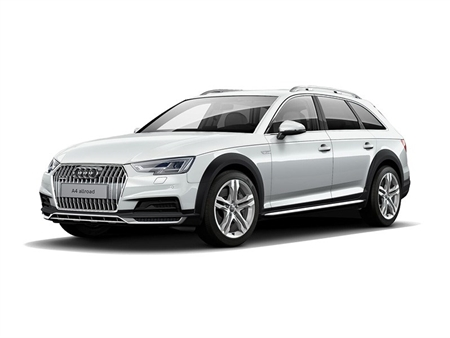 Audi A4 Allroad 2.0 TDI Quattro S Tronic (Leather)