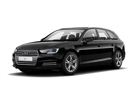 Audi A4 Avant 2.0 TDI Ultra Sport (Leather)