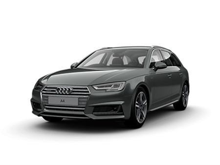 Audi A4 Avant 2.0 TDI Ultra 190 S Line (Leather/Alc)