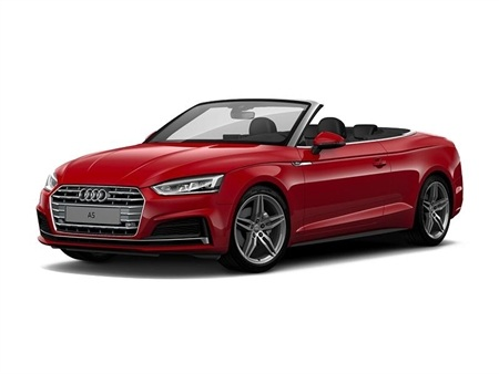 Audi A5 Cabriolet 40 TDI S Line S Tronic
