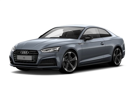 Audi A5 Coupe 35 TFSI Black Edition S Tronic