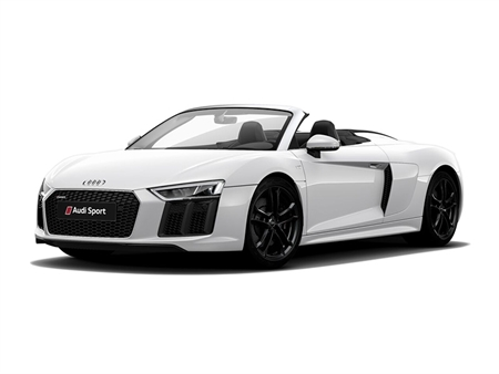 Audi R8 Spyder 5.2 FSI V10 Rear Wheel Series S Tronic