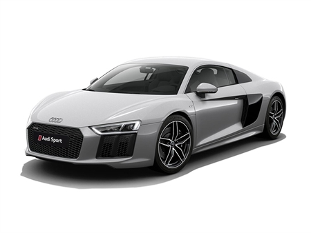 Audi R8 Coupe 5.2 FSI V10 Rear Wheel Series S Tronic