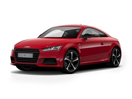 Audi TT Coupe 1.8T FSI Black Edition