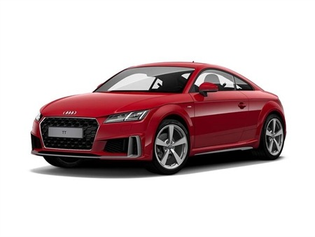 Audi TT Coupe 40 TFSI S Line S Tronic (Tech Pack)
