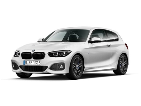 BMW 1 Series 3 Door 118i (1.5) M Sport Shadow Edition
