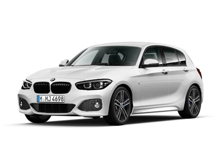 BMW 1 Series 5 Door 118i (1.5) M Sport Shadow Ed Step Auto