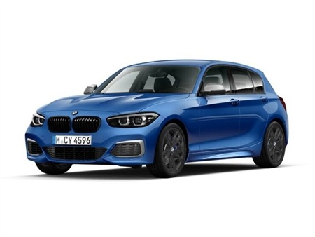BMW 1 Series 5 Door M140i Shadow Edition Step Auto