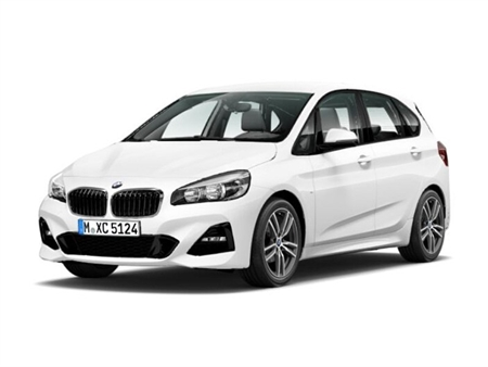 BMW 2 Series Active Tourer 218i M Sport Step Auto *Incl Sun Protection Glass*