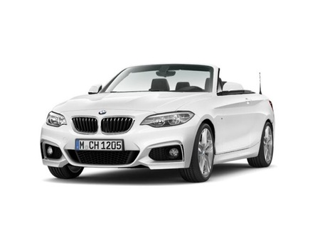 BMW 2 Series Convertible 220d M Sport (Nav)