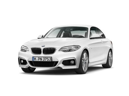 BMW 2 Series Coupe 218i M Sport (Nav)