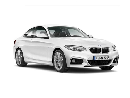 BMW 2 Series Coupe 220i M Sport (Nav) Step Auto
