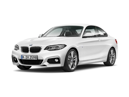 BMW 2 Series Coupe 218d M Sport Step Auto (Nav) *Incl. Sun Protection Glass*