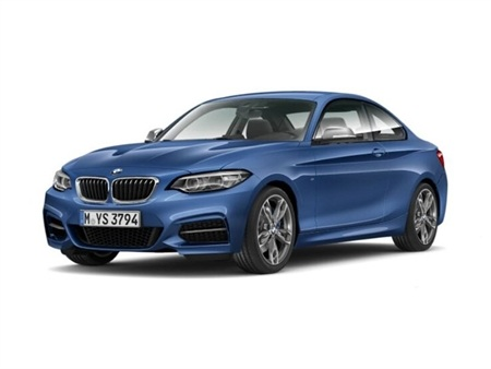BMW 2 Series Coupe M240i (Nav) Step Auto *Incl. Sun Protection Glass*