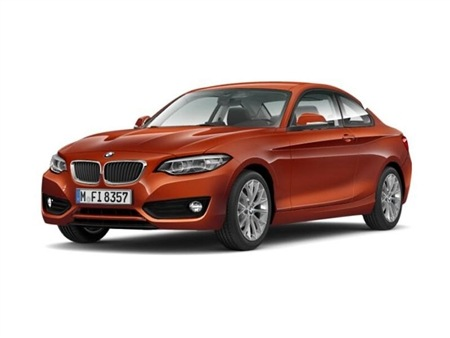 BMW 2 Series Coupe 218i SE (Nav)