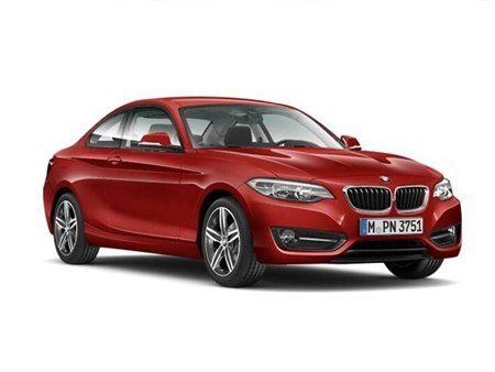 BMW 2 Series Coupe 218d Sport Step Auto (Nav)