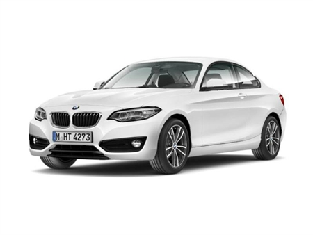 BMW 2 Series Coupe 218i Sport (Nav)