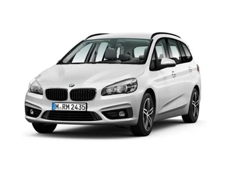 BMW 2 Series Gran Tourer 218d M Sport Step Auto
