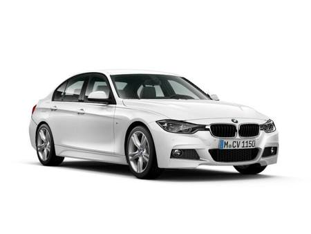 BMW 3 Series Saloon 318d M Sport Step Auto