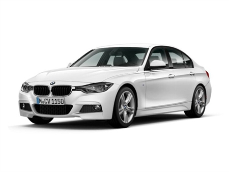 BMW 3 Series Saloon 320d M Sport Step Auto *Incl Sun. Protection Glass*