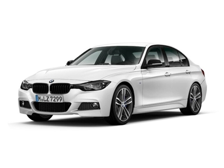 BMW 3 Series Saloon 320i M Sport Shadow Edition Step Auto *Incl. Heated Front Seats*