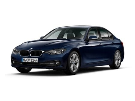 BMW 3 Series Saloon 330e Sport Step Auto