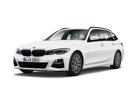 BMW 3 Series Touring 320d M Sport Step Auto *Incl. Sun Protection Glass*