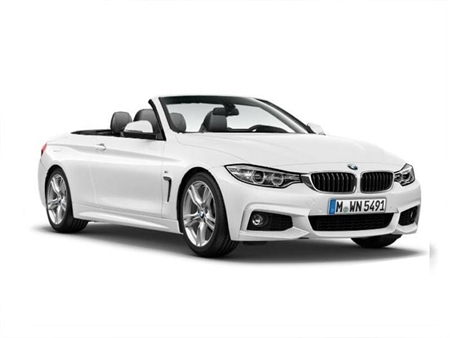 BMW 4 Series Convertible 420d (190) M Sport (Professional Media)