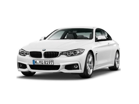 BMW 4 Series Coupe 420d (190) Sport (Business Media)