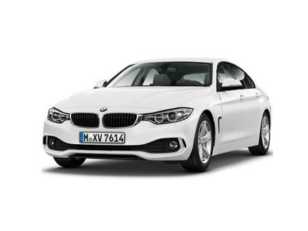 BMW 4 Series Gran Coupe 420i Sport (Business Media)