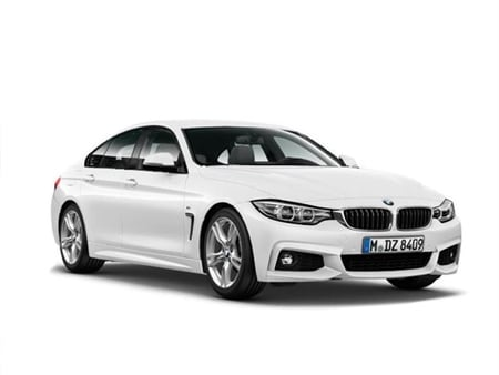 BMW 4 Series Gran Coupe 420d (190) M Sport Auto (Professional Media) *Model Year 2016.5*