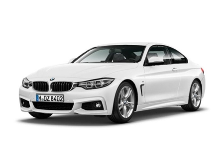 BMW 4 Series Coupe 420d (190) M Sport Auto (Professional Media) *Incl. Sun Protection Glass*
