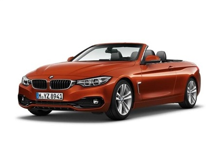BMW 4 Series Convertible 420i Sport Auto (Business Media)