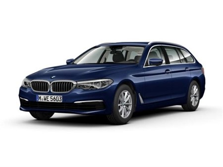 BMW 5 Series Touring 520d SE 5dr Auto