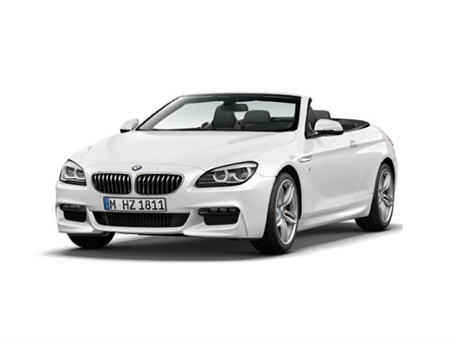 BMW 6 Series Convertible 650i (449) Sport Auto