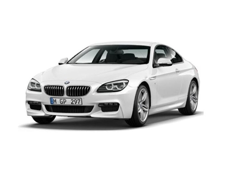 BMW 6 Series Coupe 640i M Sport Auto