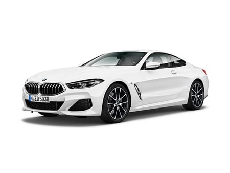 BMW 8 Series Coupe 840d xDrive Auto
