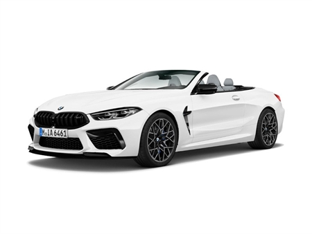 BMW M8 Convertible Competition DCT