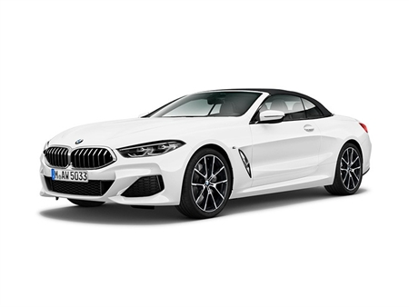 BMW 8 Series Convertible 840d xDrive Auto