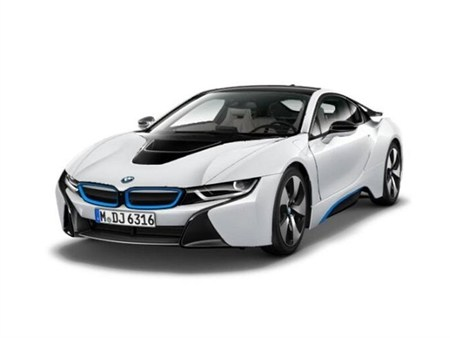 BMW i8 Protonic Red Edition Auto