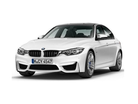 BMW M3 Saloon M3 (Competition Pack)