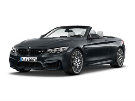 BMW M4 Convertible M4 Competition DCT (Ultimate Pack)