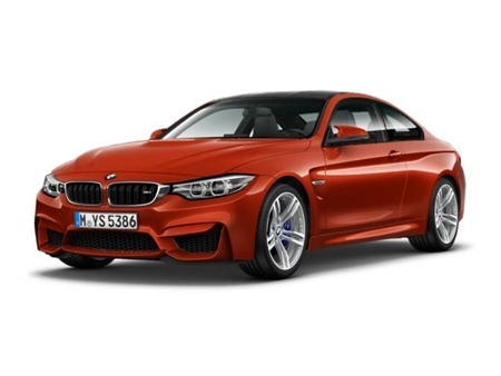 BMW M4 Coupe M4 DCT