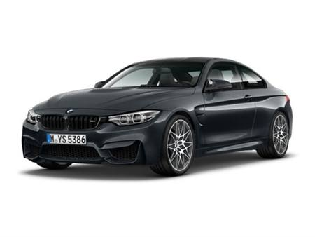BMW M4 Coupe M4 DCT (Competition Pack)